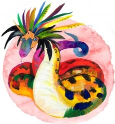 Бобби-Бобби, радужный змей